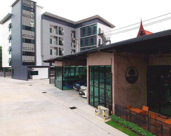 อาคารพักอาศัย 5 ชั้น จังหวัดปทุมธานี
