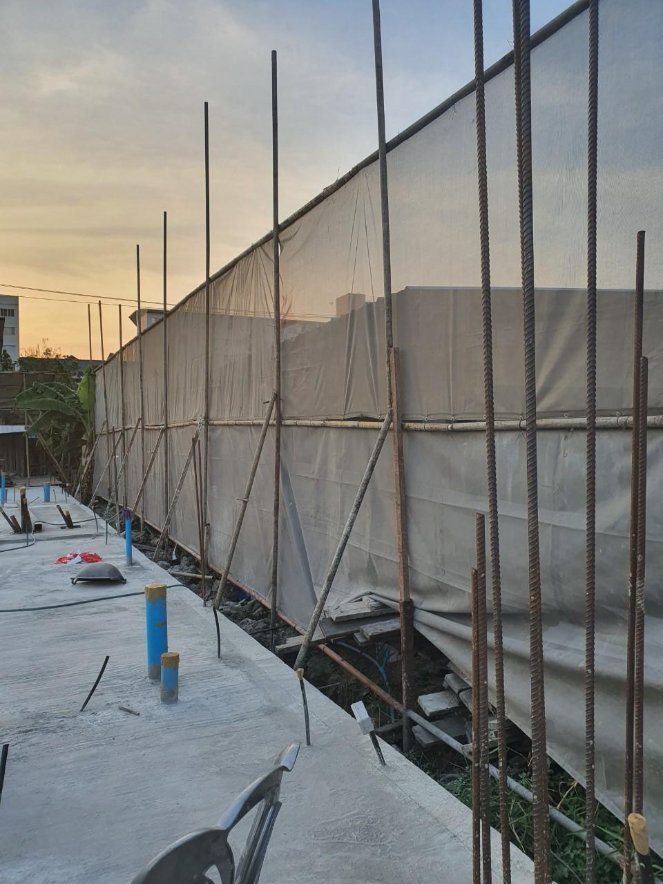 โครงการอาคารพักอาศัย 6 หลัง ซอยลาดพร้าว 112