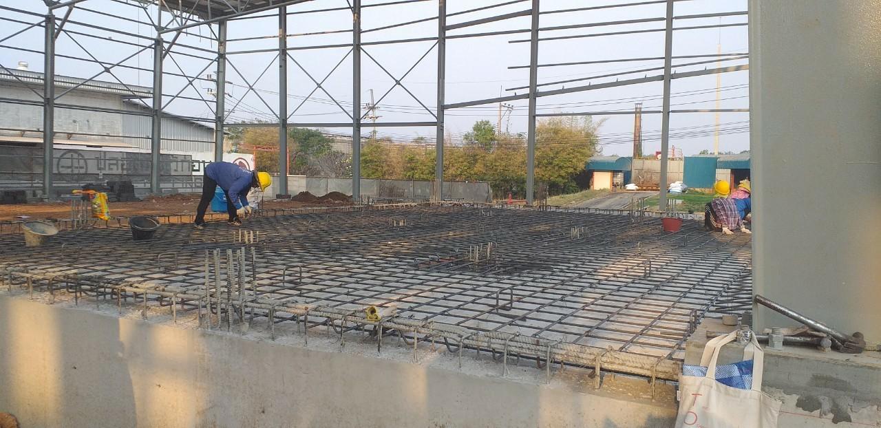 CPP New Factory-Building อำเภอสีคิ้ว จังหวัดนครราชสีมา